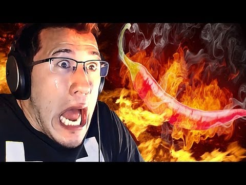 Impossible Let's Play: HOT SAUCE CHALLENGE