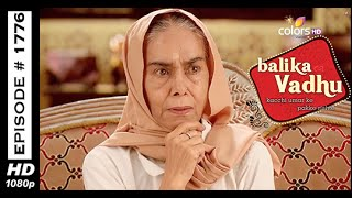 Balika Vadhu : Episode 1768 - 27th December 2014