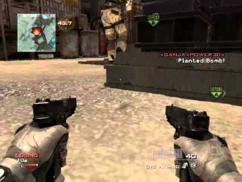 KING FuZiOnZz - MW3 Game Clip