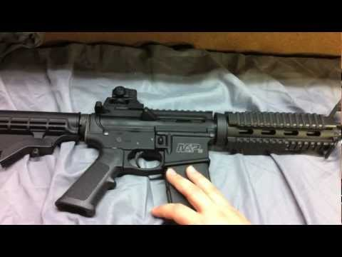 Smith & Wesson M&P 15 Sport - The Preppers AR-15
