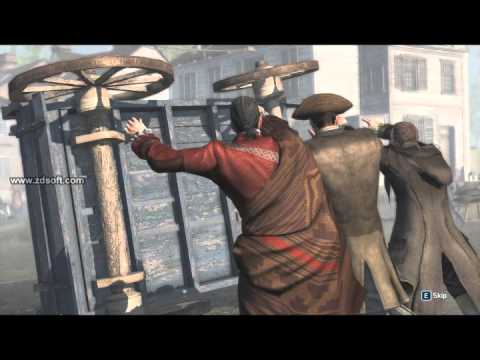 Assassin`s Creed III 5#Pistolu din chiloti