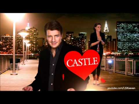 Castle 2012: Nathan Fillion & Stana Katic Dancing - Channel 7 Promo