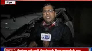 Noida: बोटेनिकल गार्डन अंडरपास पर हादसा, एक शख्स की मौत - ITVNEWSINDIA