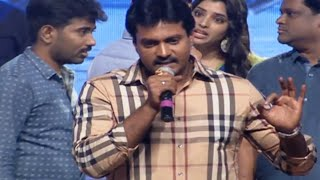 Sunil Super Speech @ Jakkanna Movie Audio Launch | TFPC - TFPC