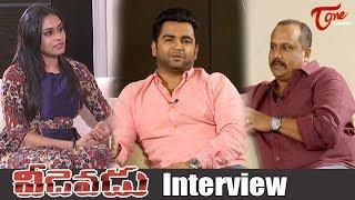 Veedevadu Team Interview | Sachiin Joshi | Director Tatineni Satya - TELUGUONE