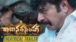Mammootty Raja Narasimha Movie Theatrical Trailer | Latest Telugu Movie Trailers 2019 - TFPC