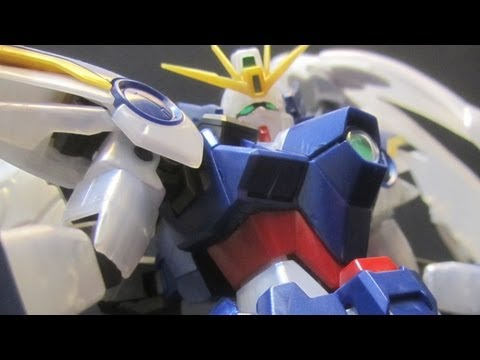MG Wing Zero EW Pearl Gloss (Part 3: Parts) Wing Gundam Zero Custom Endless Waltz gunpla