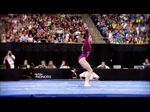 Phillip Phillips Home U.S. Olympic Team Trials Gymnastics