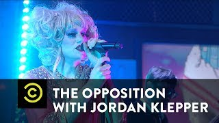 Uncensored - Of Montreal: Paranoiac Intervals/Body Dysmorphia - The Opposition w/ Jordan Klepper - COMEDYCENTRAL