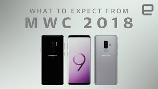MWC 2018: What to Expect - ENGADGET