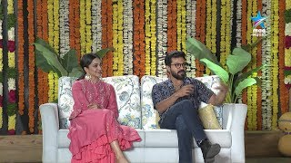 Sankranthi Special Interview with #RamCharan & KiaraAdvani about #VinayaVidheyaRama - MAAMUSIC