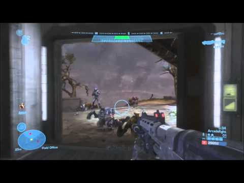 Halo: Reach Fail #1