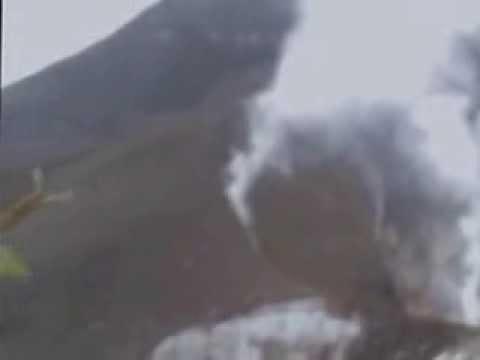 Kawah Puncak Gunung Gede Pangrango