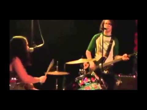 Female drummer amazing live! Hot Hands [HD] 2015