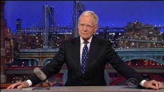 David Letterman's Star-Studded Send Off - ABCNEWS