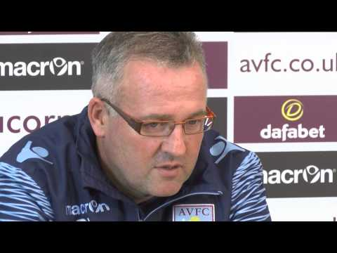 Paul Lambert on Fabian Delph's first England call up