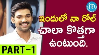 Actors Bellamkonda Sai Srinivas & Kajal Aggarwal Interview Part #1 || Talking Movies With iDream - IDREAMMOVIES