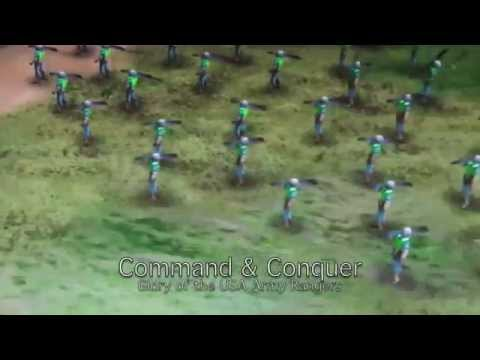 Command & Conquer Generals - Glory of the USA Army Rangers