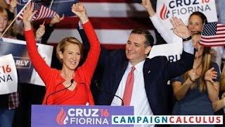 Cruz Names Running Mate 82 Days Before Convention - WSJDIGITALNETWORK