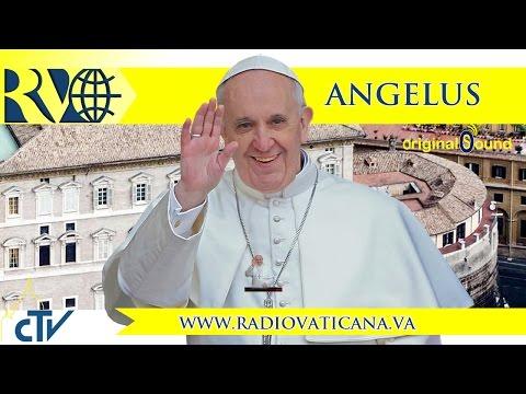 Angelus Domini 2015.03.01