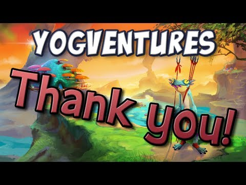 Yogscast - Yogventures Thank You Video