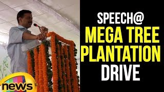 Delhi CM Arvind Kejriwal Addresses at the Launch of the Mega Tree Plantation Drive | Mango News - MANGONEWS