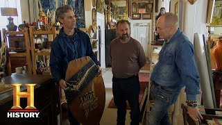 American Pickers: Bonus - Tardy for the Party (Season 19) | History - HISTORYCHANNEL