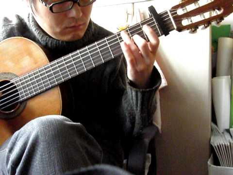 Forever - Stratovarius (arr. masho) classical guitar solo