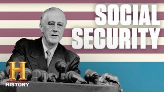 Here's How the Great Depression Brought on Social Security | History - HISTORYCHANNEL