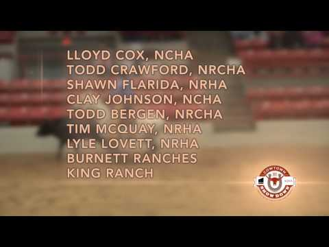 Markel AQHA Cowtown Showdown, presented by the City of Fort Worth