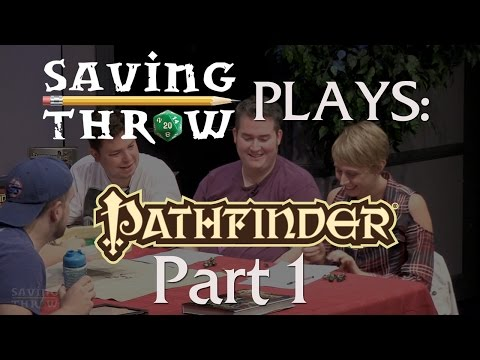 Pathfinder - ACME Livestream, Part 1