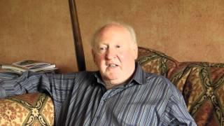 Tenor John Robertson reflects on his long career