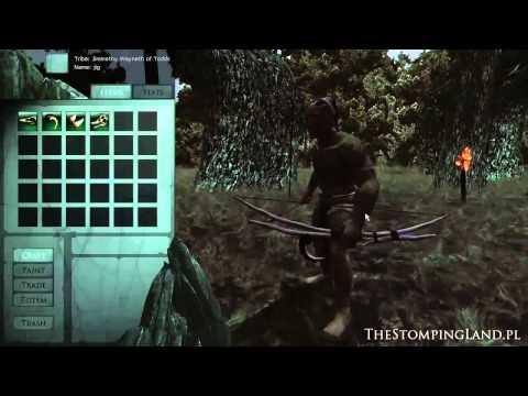 Видео: PL Rozbijanie Obozu/Setting Up Camp The Stomping Land