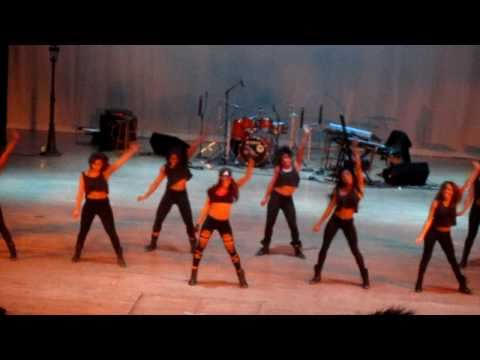 Cotton Club 2011 Performance : CIARA