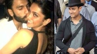 Deepika Padukone & Ranver Singh's LONGEST KISS EVER, Aamir Khan's Spicy Personal life & more
