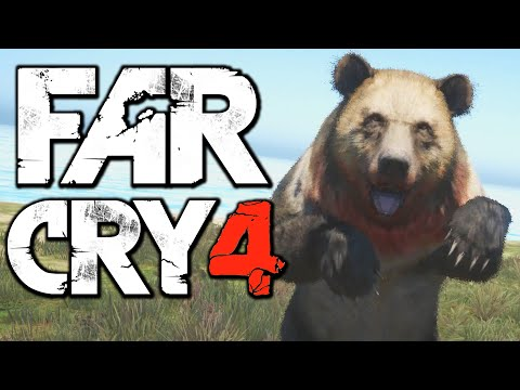 how to clean kill a rhino in far cry 4