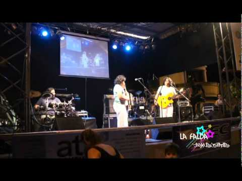 Los Mellizos - La Falda Bajo las Estrellas 2012 2da parte- MateArt Producciones