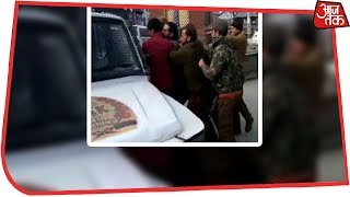 Srinagar के Lal Chowk  पर तिरंगा लहराने को लेकर  Akali नेताओं को गिरफ्तार किया गया - AAJTAKTV