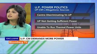 Market Pulse: UP Not Getting Sufficient Power? - BLOOMBERGUTV
