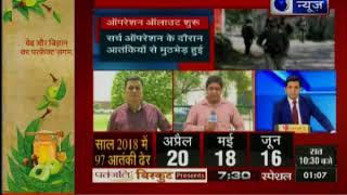 जम्मू-कश्मीर के बांदीपोरा में 4 आतंकी ढेर और एनकाउंटर में 6 सुरक्षाबल घायल - ITVNEWSINDIA