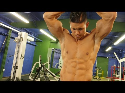 After Workout Abs Workout!