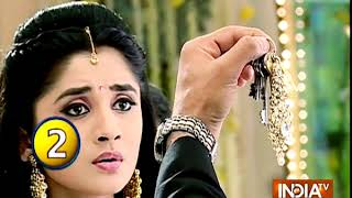 AJ gives house keys to Guddan and leaves him shocked - INDIATV