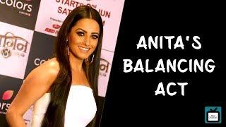 Naagin is a great entertainer: Anita Hassanandani   Tellychakkar   Exclusive   - TELLYCHAKKAR