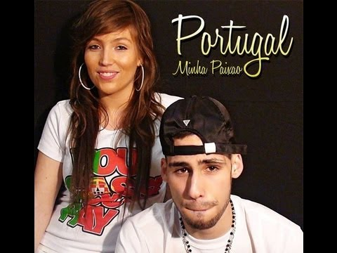 ZIKA PORTUGAL MINHA PAIXAO CLIP OFFICIEL 