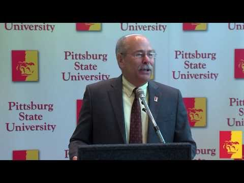 2014 Baja Announcement (entire program) - Pittsburg State University