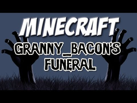 Minecraft Granny Bacon s Funeral Shadow of Israphel Special 