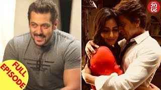 Salman To Have A Cameo In 'Loveratri'? | SRK, Katrina's Special Moments On The Sets Of 'Zero' & More - ZOOMDEKHO