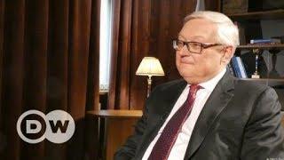 Ryabkov: The West only hears itself, disregards alternative views   DW English - DEUTSCHEWELLEENGLISH