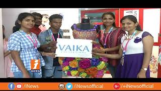 College Students Fashion Designs With Waste Material | Metro Colors | iNews - INEWS