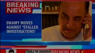Aircel-Maxis case: Subramanian Swamy moves against 'stalled investigations' - NEWSXLIVE